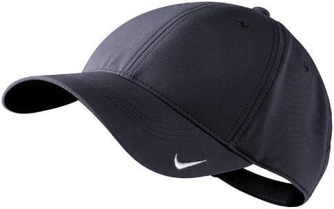 Nike - Gorra/Visera lisa - Verano/Deporte (Talla Única/Azul Marino ...