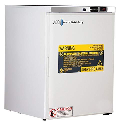 Undercounter Freezer Flammable Liquid Manual Defrost
