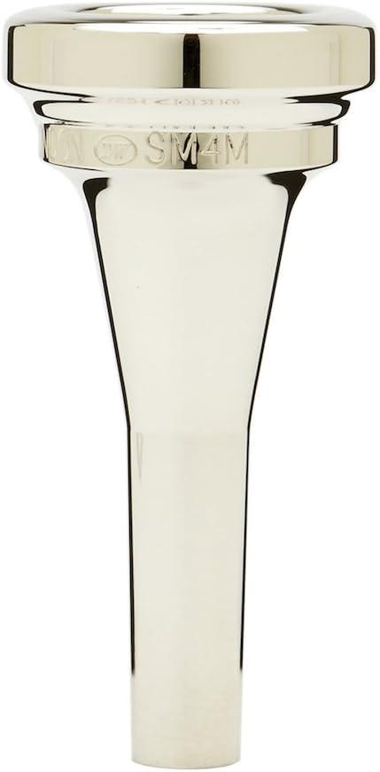 Mead Ultra model Denis Wick SM4U Silver-Plated Euphonium Mouthpiece