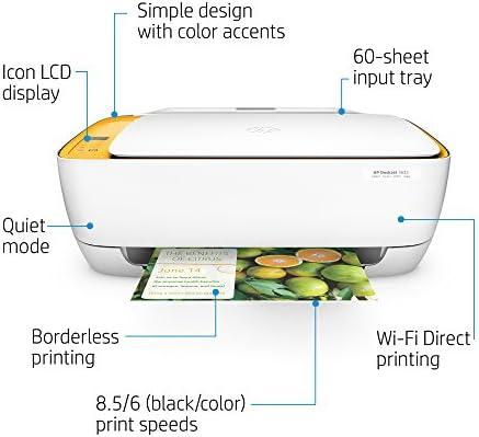 HP DeskJet 3633 Inyección de Tinta térmica 8,5 ppm 4800 x 1200 dpi ...