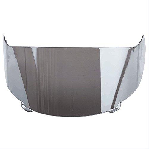 TORC T14/T14B Mako Full Face Helmet Shield (Silver Mirror)