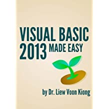 Visual Basic 2013 Made Easy