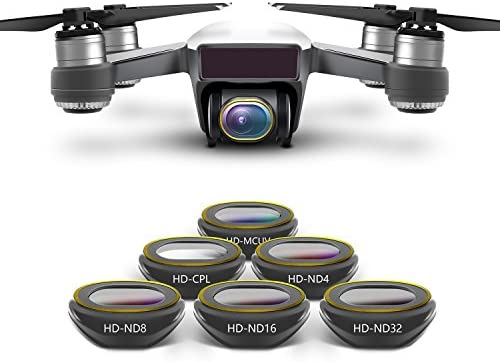 Anbee Camera Filter 6 Pack Multi Coated