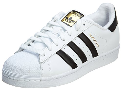 huge discount ff2c4 b038b adidas Originals Men s Superstar Shoes White Core Black White 9.5 D(M)