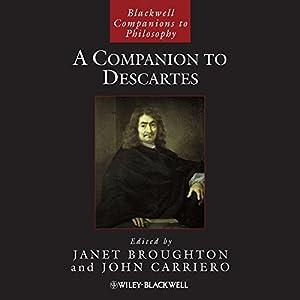 A Companion to Descartes Audiobook