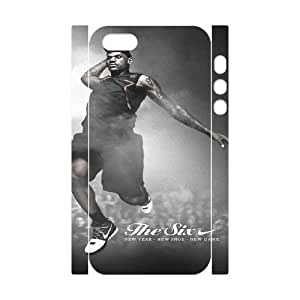 iphone 5 5s Cell Phone Case 3D Sports lebron james gift pjz003-9391775