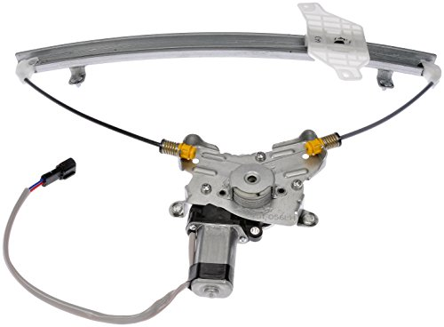 (Dorman 751-056 Front Driver Side Power Window Regulator and Motor Assembly for Select Suzuki Models)