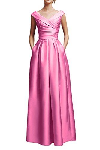 Missdressy - Vestido - trapecio - para mujer rosa 40