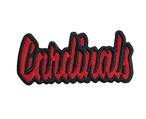 Cardinal Patch - (2