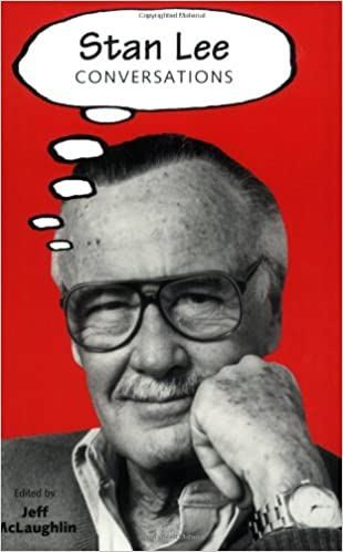 Stan Lee Conversations book cover