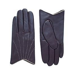 ZEN ELK Women's Sheepskin Leather Gloves