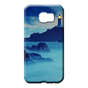 samsung galaxy s6 edge Impact Retail Packaging Hd phone cover skin glow from a lighthouse