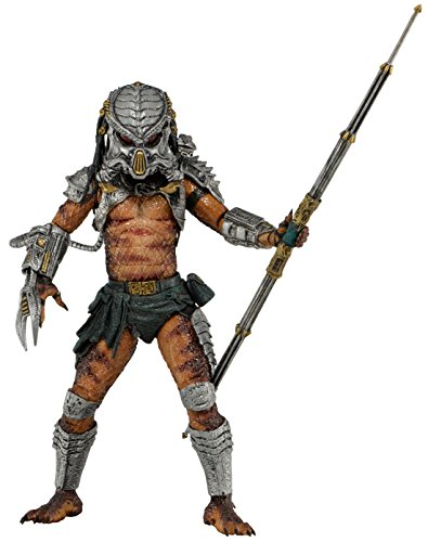 "NECA Predator Series 13 Cracked Tusk Predator 7"" Scale Action Figure"