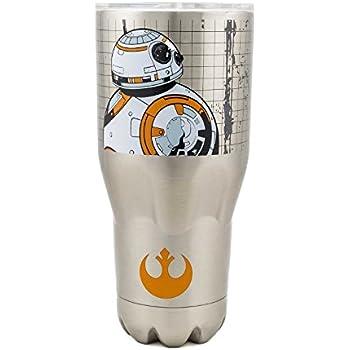 Amazon Com Star Wars Bb 8 30 Oz Double Insulated
