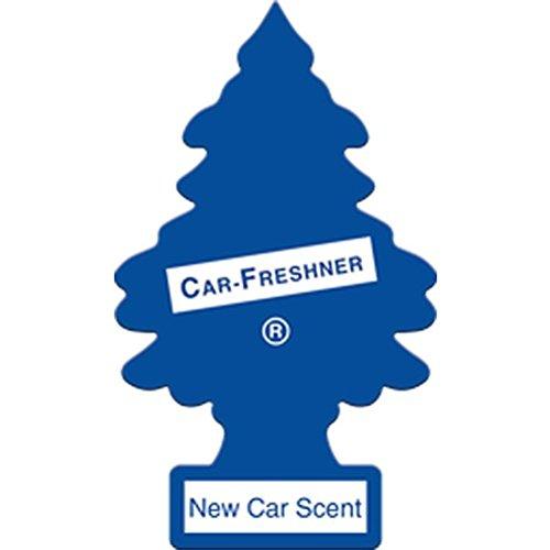 076171101891 - Car Freshener 10189 Little Tree Air Freshener-New Car carousel main 1