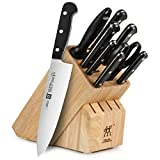 Zwilling J.A. Henckels Twin Gourmet 10-piece Knife Block Set