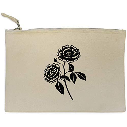 'rosas' Embrague Azeeda Case Accesorios Bolso cl00014758 De RPnwq6