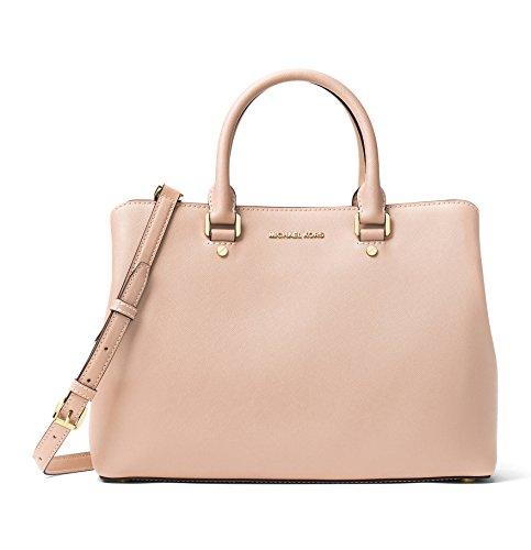 Michael Kors Saffiano Handbag - 7