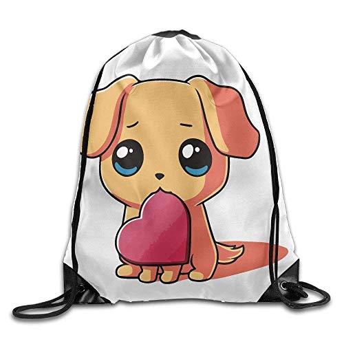 Sandayun88x Funny Dinosaur Unisex Drawstring Backpack Travel Sports Bag Bundle backpack -