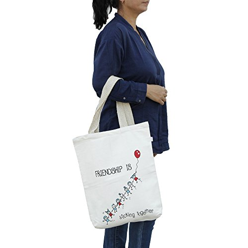 Shalinindia–Tela di cotone multiuso shopping taglia–h-45x w-38cm, cinghie–25cm Multi_24