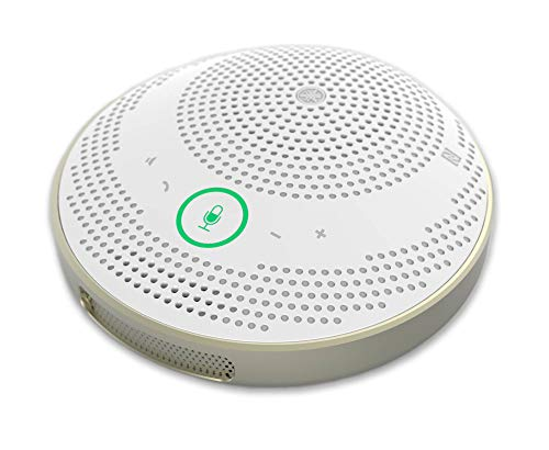 YAMAHA Unified Communications YVC-200 Portable Wireless Bluetooth USB Conference Speaker