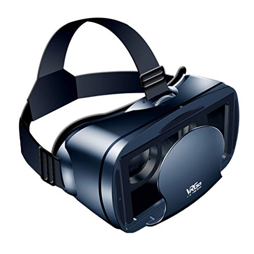 kexinda VRG Pro 3D VR Glasses Virtual Reality Full Screen Visual Wide-Angle Smartphone Eyeglasses for Movies Games