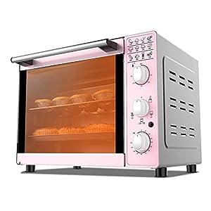 SCKMBJ Toaster Oven 4 Slice Multi-Function Natural Convection Watts Mini Toaster Oven