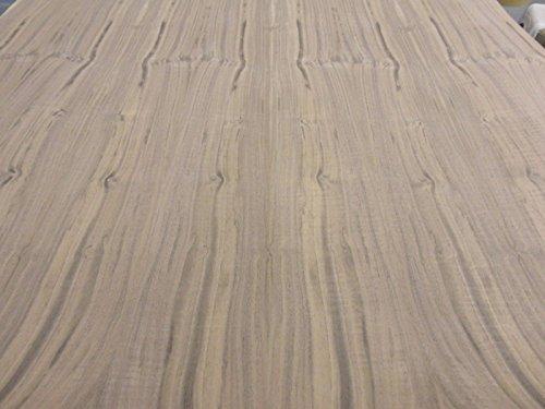 Claro Walnut Figured wood veneer 48
