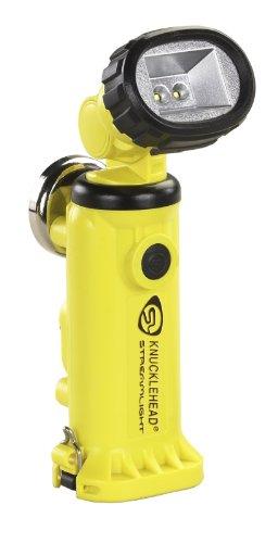 Yellow Swivel Flashlight - 8