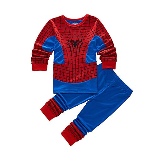 16aead26c81b9 Meteora Boys Pajamas Super Hero Cotton Kids Clothes Short Sets Toddler  Cartoon PJs Children Sleepwear