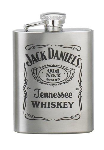Jack Daniels Silver Label (Jack Daniel's 3.3-Ounce Flask)