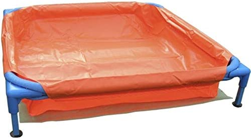 Piscine Toi 3115 Piscine 15 X 15 X 85 Cm Couleur Orange