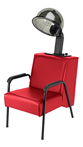 hood with chair hair dryer - 1