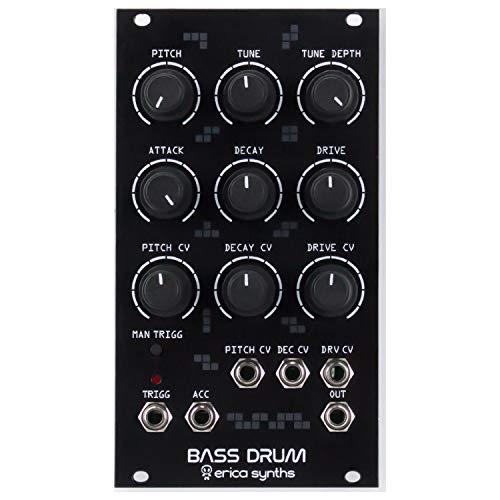 Erica Synths Bass Drum Module