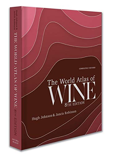 (The World Atlas of Wine 8th)