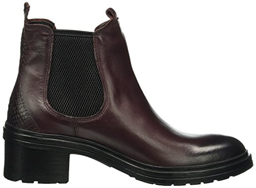 Rocket active Heel camel Red Chelsea 71 Bordo 02 Women's Boots WFTPnOPc1