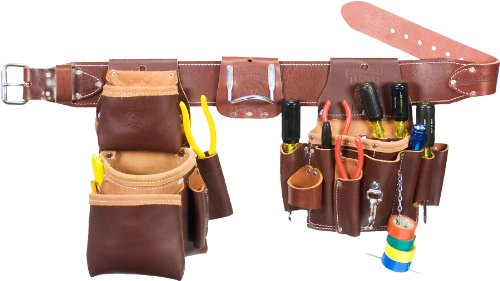 Occidental Leather 5036 LG Leather Pro Electrician Set