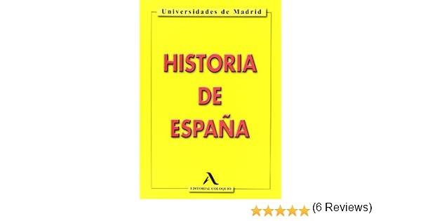 Historia De España. Bachillerato 2 - Edición 2011 - 9788478610617 ...