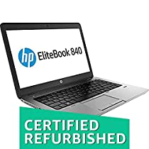 (Certified REFURBISHED) HP Ultrabook 840G1-2 GB-128 GB 14-in