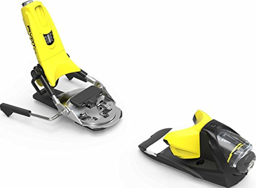 Look Pivot 12 Dual WTR Ski Binding 2016 B95 Yellow/Black