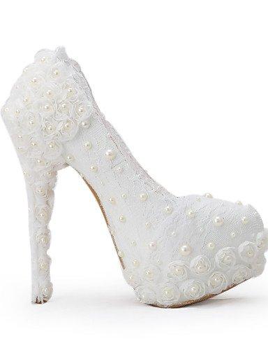 Cn39 Eu39 talons Chaussures mariage Uk6 De amp; Soirée us8 Evénement Ggx blanc Over homme Mariage talons 5in Habillé TqZnaWwzd