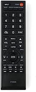 32HL933 Replacement Remote Control FOR Toshiba Tv 32HL933B