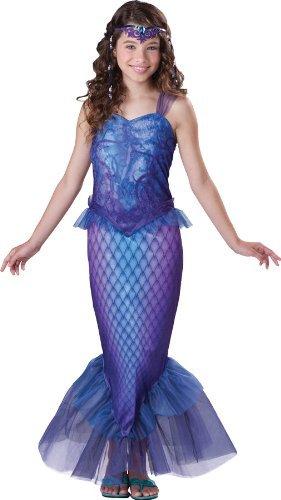 Tween Mysterious Mermaid Costume - M ()