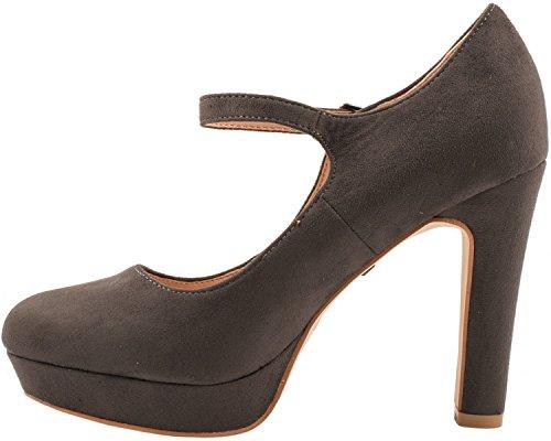 Elara - Tira de tobillo Mujer Grau Atlanta