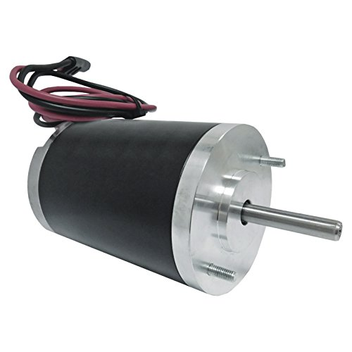 New Salt Spreader Motor For Buyers ATVS15 ATV S15 Salt Dog Replaces Buyers Products 3000966 ()