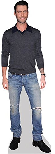 Adam Levine (Jumper) a grandezza naturale Celebrity Cutouts