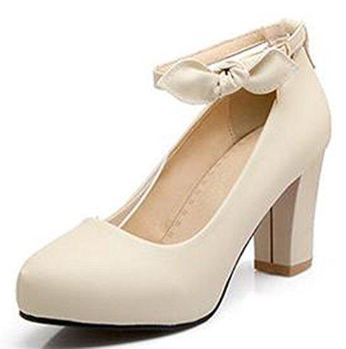 Le Eleganti Scarpe Da Donna Con Cinturino Alla Caviglia E Cinturino Alla Caviglia Di Easemax Sono Eleganti