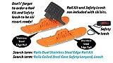 Railz Original Snow Sled Ski Scooter Kit for All