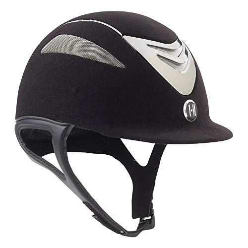 One K Unisex Defender Suede Protective Riding Helmet
