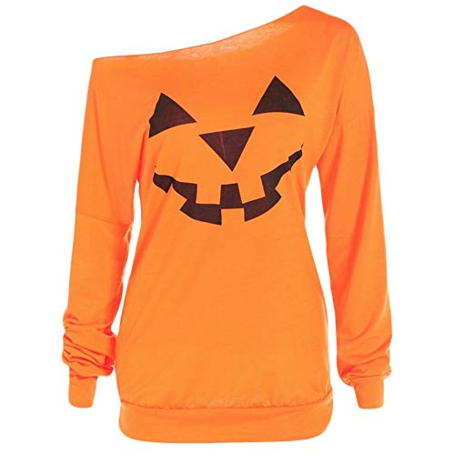 Halloween Clearance ! JSPOYOU Women Plus Size Long